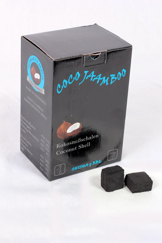 Уголь для кальяна COCO JAAMBOO