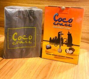 Coco Crazy Уголь