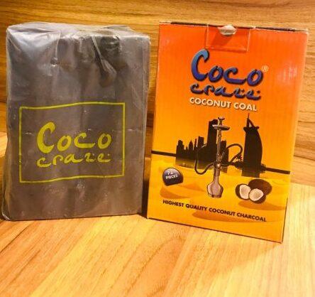Уголь Coco Crazy