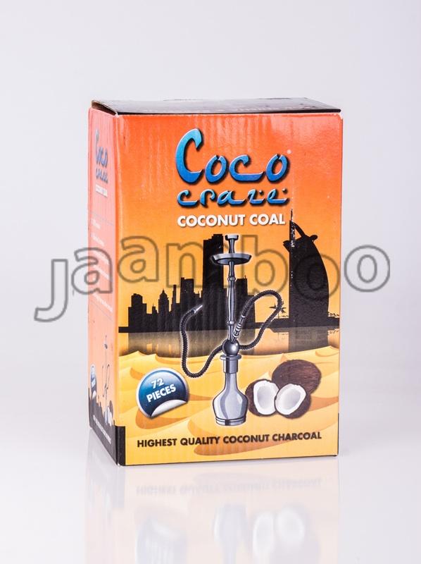 Уголь Coco Crazy 1 кальян