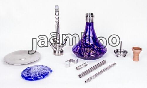 Кальян Jaamboo SM136-blue 4