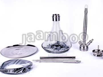 Кальян Jaamboo St-05(black) 2 кальян
