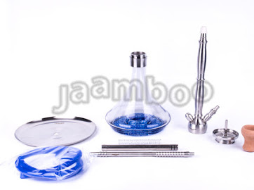 Кальян Jaamboo St-05(blue) 2 кальян