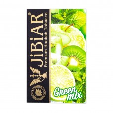 JIBIAR GREEN MIX (ЗЕЛЕНИЙ МІКС) - 50 ГРАМ