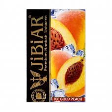 JIBIAR ICE GOLD PEACH (ЛІД ЗОЛОТИЙ ПЕРСИК) - 50 ГРАМ