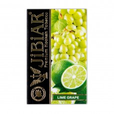 JIBIAR LIME GRAPE (ЛАЙМ ВИНОГРАД) - 50 ГРАМ