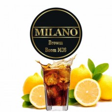 MILANO BROWN BOOM M36 (ТЕМНИЙ БУМ) - 100 ГРАМ
