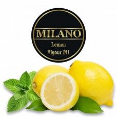 MILANO LEMON VIGOUR M1 (ЛИМОН М'ЯТА) - 100 ГРАМ