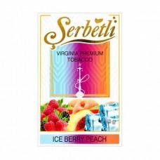SERBETLI ICE BERRY PEACH (ЛІД ЯГОДИ ПЕРСИК) - 50 ГРАМ