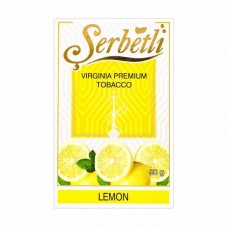 SERBETLI LEMON (ЛИМОН) - 50 ГРАМ